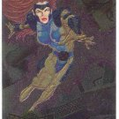 Marvel Metal 1995 #8 Blaster Chase Card Jean Grey
