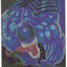 Marvel Metal 1995 #16 Blaster Chase Card Venom