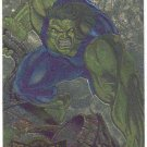 Marvel Metal #5 Gold Blaster Chase Card Hulk