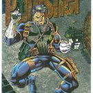 Marvel Universe 1994 Silver #2 Powerblast Card Punisher