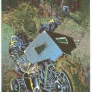 Marvel Universe 1994 Powerblast #3 Chase Card Ghost Rider