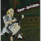 Miller 1995 Holiday Foil #H6 Chase Trading Card