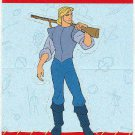Pocahontas 1995 #2 John Smith Stand-Up Chase Trading Card