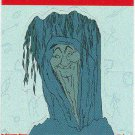 Pocahontas 1995 #10 Grandmother Willow Stand-Up Chase Card