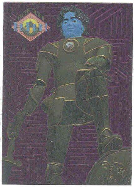 Reboot Chromium Card #9 Sir Bob