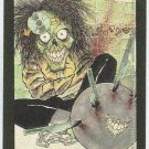 Rock Cards 1991 Rare Sticker Art Card Ball And Chain