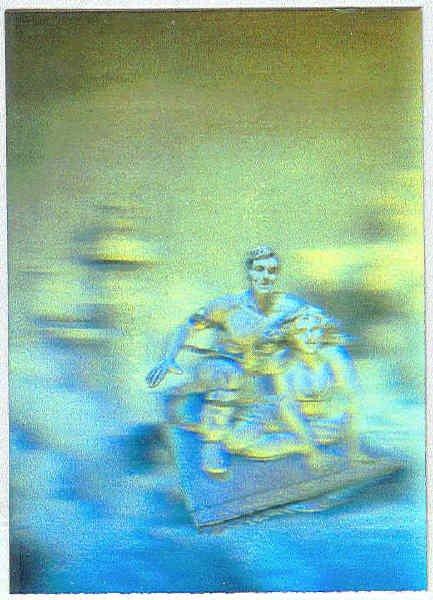 Rowena Morrill #H2 Hologram Chase Card The Magic Carpet