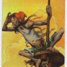Rowena Morrill #2 Holochrome Card Eagle-Eye McFinny