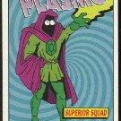 Simpsons 1994 Radioactive Man #R3 Plasmo Mystic Card
