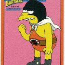 Simpsons 1994 Bartman #B9 Chase Card Half-Nelson