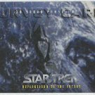 Star Trek 30th Anniversary Phase 2 Survey Card