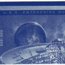 Star Trek 30th Anniversary Phase 3 Blueprint #1 Trading Card