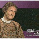 Star Trek TNG Season 4 #S22 Embossed Foil Card Soong
