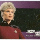 Star Trek TNG Season 4 #S24 Embossed Foil Card Shelby