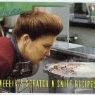 Star Trek Voyager Neelixs Recipes #R2 Chase Card