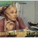 Star Trek Voyager Neelixs Recipes #R3 Chase Card
