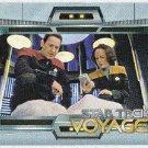 Star Trek Voyager Season 1 Series 2 #P1 Promo Trading Card