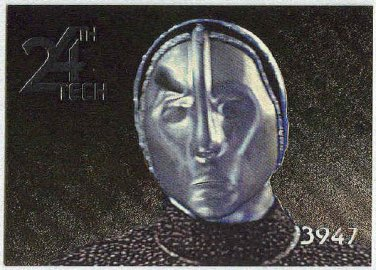 Star Trek Voyager Season 2 24th Tech #195 Foil Card