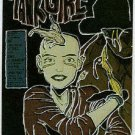 Tank Girl 1995 #5 Magnachrome Embossed Foil Chase Card
