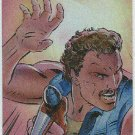 Tek World TekChrome #T2 Sid Gomez Chase Trading Card
