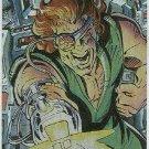 Tek World TekChrome #T3 Dr. Gunsmith Chase Trading Card