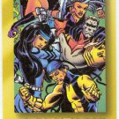 Ultraverse 1993 #S4 Star Rookie Trading Card Solution