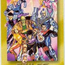 Ultraverse 1993 #R2 Rookie Exiles Chase Trading Card
