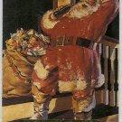 Coca Cola Series 2 #S19 Santa Foil Card 1942