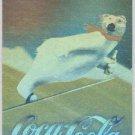 Coca Cola Series 3 #H-2 Polar Bear Hologram Ski Jump