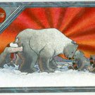 Coca Cola Super Premium #SPB-4 Engraved Foil Polar Bear Card