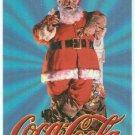 Coca Cola Super Premium #2 Embossed Chase Card Santa