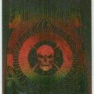 David Cherry #M2 Metallic Storm Foil Card Tek Noir