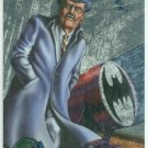 Batman Forever #3 Silver Flasher Parallel Card