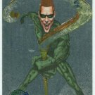 Batman Forever #5 Silver Flasher Parallel Card