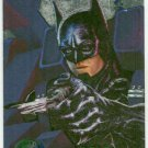 Batman Forever #33 Silver Flasher Parallel Card