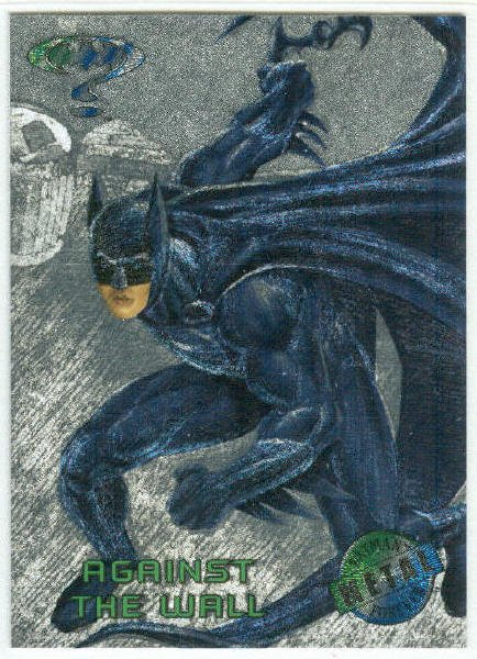 Batman Forever #39 Silver Flasher Parallel Card