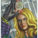 Batman Forever #55 Silver Flasher Parallel Card
