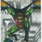 Batman Forever #67 Silver Flasher Parallel Card