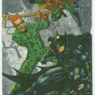 Batman Forever #82 Silver Flasher Parallel Card