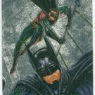 Batman Forever #96 Silver Flasher Parallel Card