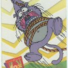 Fox Kids Network Cel #9 Suspended Animation Card Eek