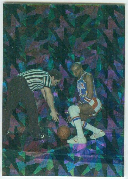 Harlem Globetrotters #P2 Prism Chase Card Globetrotting