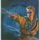 J. K. Potter #M2 Metallic Storm Chase Card Bad Voltage