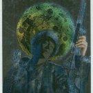 J. K. Potter #M3 Metallic Storm Chase Card Soma