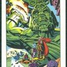 Jack Kirby 1994 K Insert #K4 Trading Card