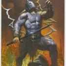 Ken Kelly Series 2 #MS3 Metallic Storm Foil Chase Card