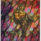 Luis Royo Series 1 #P3 Prism Card Conan The Liberator