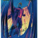 Marvel Masterpieces 1994 #2 Gold Foil Signature Card