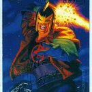 Marvel Masterpieces 1994 #7 Gold Foil Signature Card