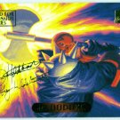 Marvel Masterpieces 1994 #15 Gold Foil Signature Card